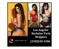 LOS ANGELES STRIPPERS (310)594-3306 BACHELOR PARTY STRIPPERS LOS ANGELES